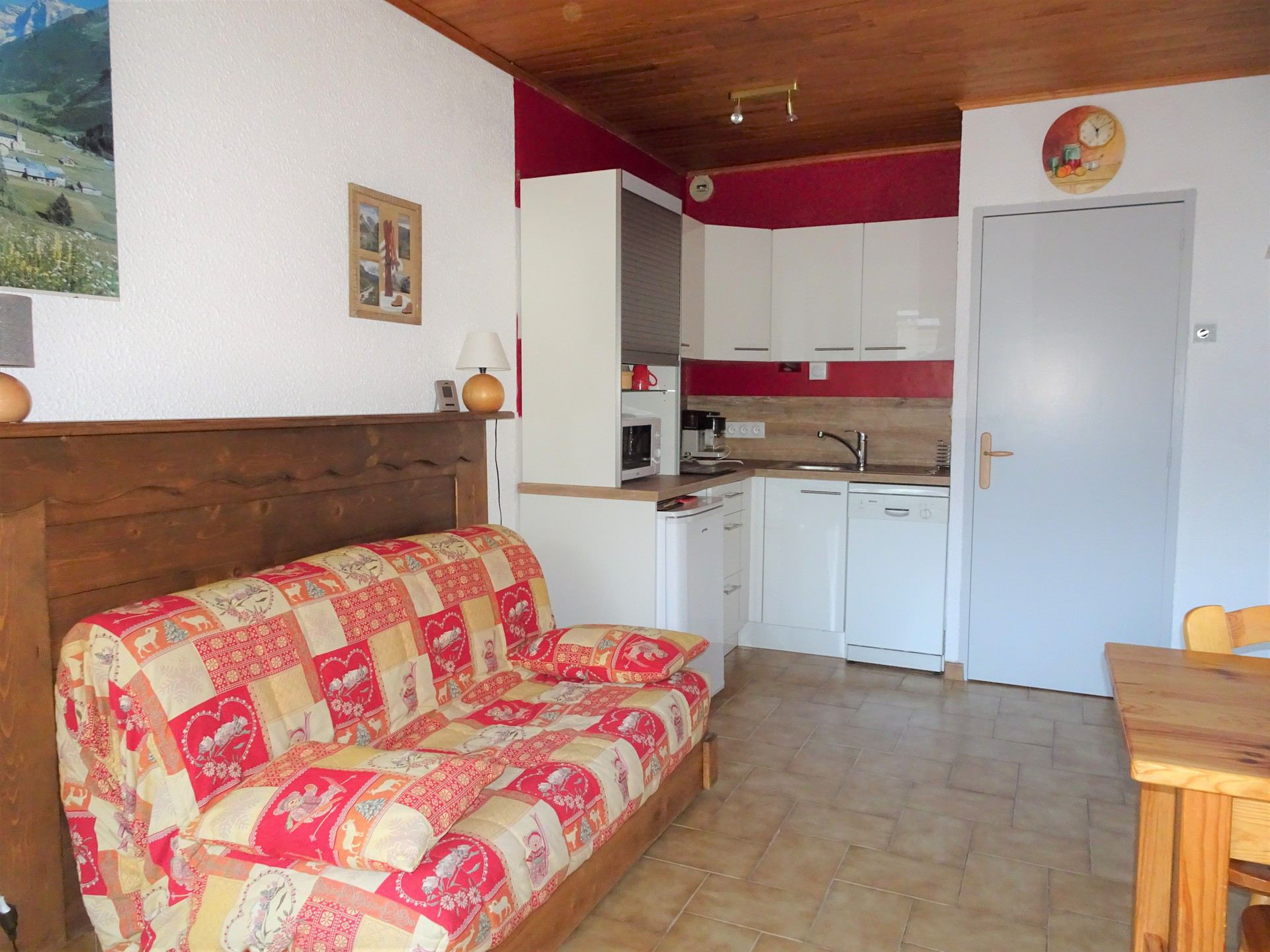 Rental reference : CAMPANUL to Champagny en Vanoise