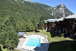 Location Belle résidence avec piscine en été photo 3