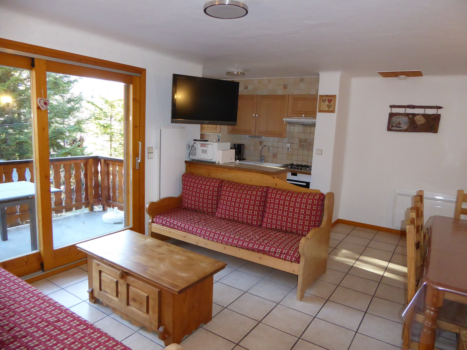 Reference rental : CRISTAL2 à Champagny en Vanoise