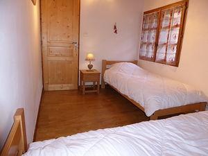 Location Au 2ème étage d'un beau chalet photo 2