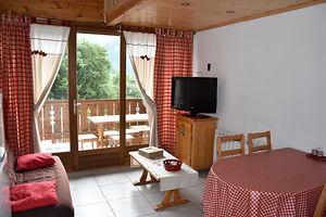 Location Beau studio mezzanine - terrasse  plein sud photo 1