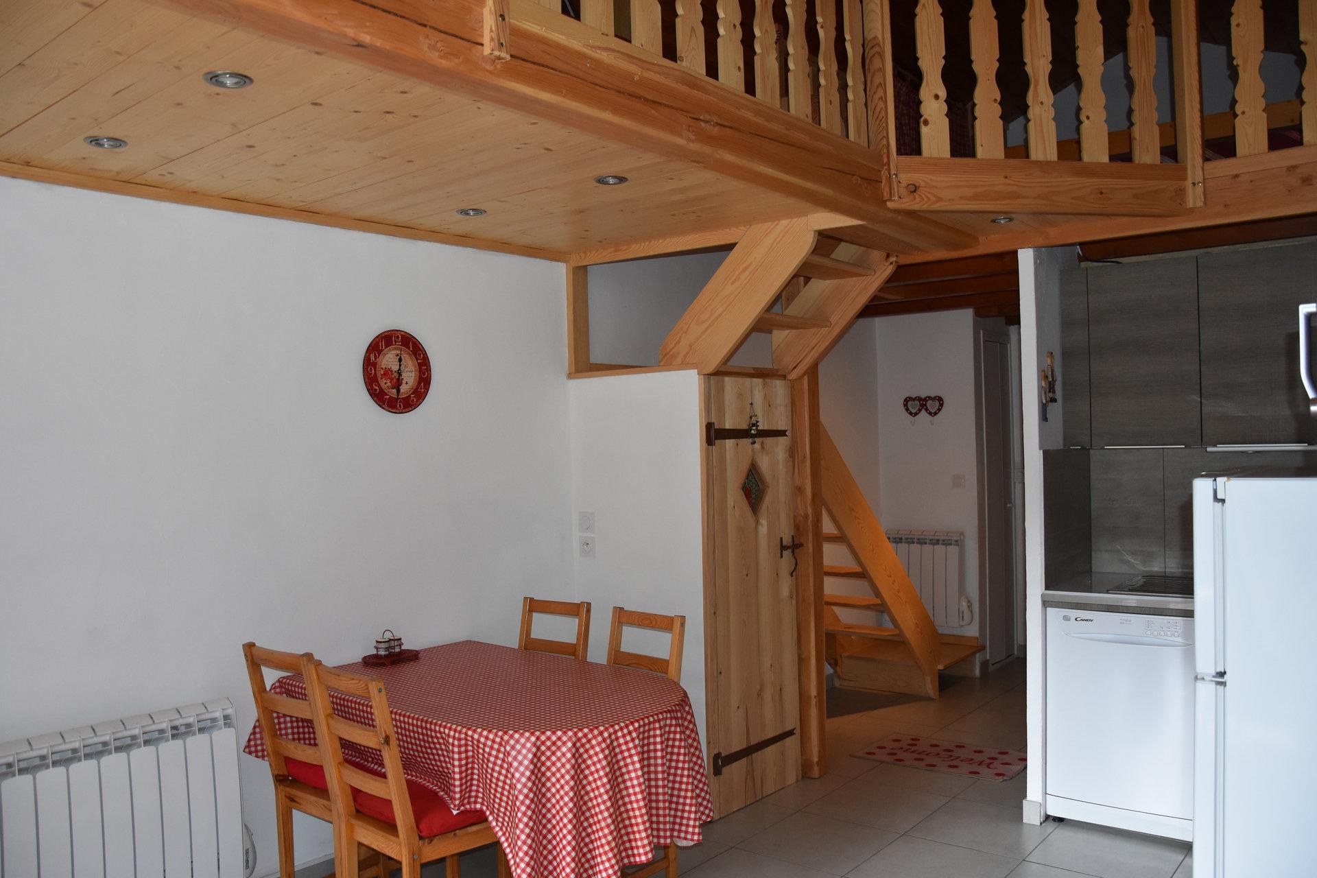 Photo 2 pièces à Champagny en Vanoise