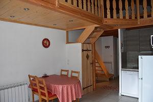 Location Beau studio mezzanine - terrasse  plein sud photo 4