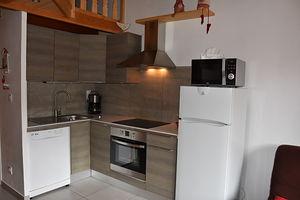 Location Beau studio mezzanine - terrasse  plein sud photo 5