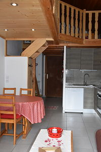 Location Beau studio mezzanine - terrasse  plein sud photo 6
