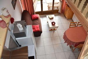 Location Beau studio mezzanine - terrasse  plein sud photo 10