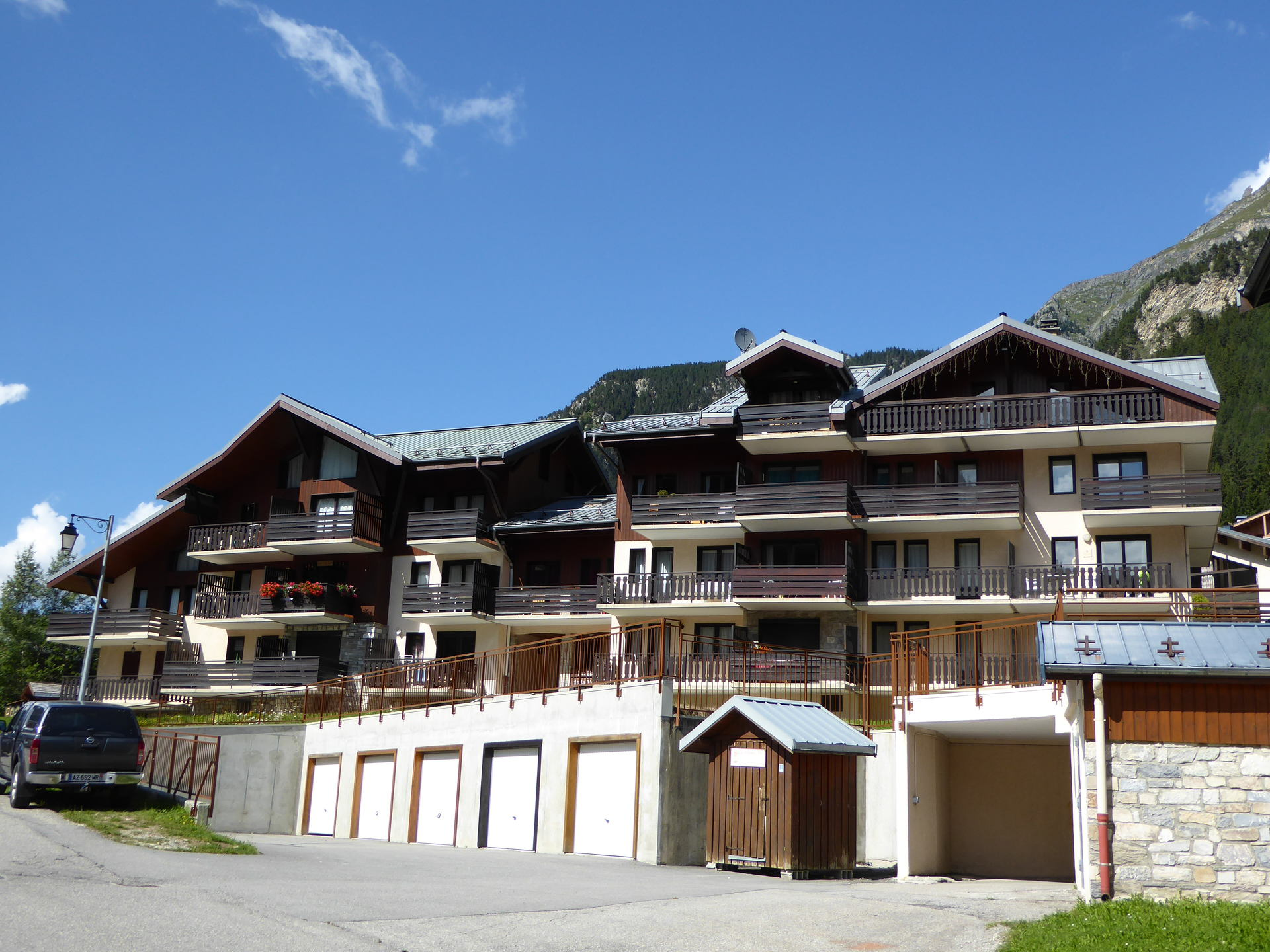 Rental reference : HVPARKING24 to Pralognan la Vanoise