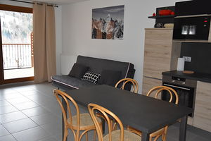Location Contemporain avec grande terrasse photo 3