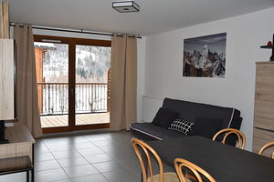 Location Contemporain avec grande terrasse photo 4