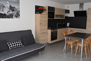 Location Contemporain avec grande terrasse photo 5
