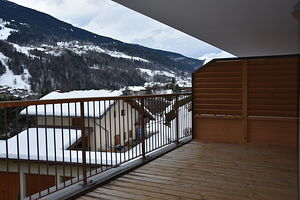 Location Contemporain avec grande terrasse photo 10