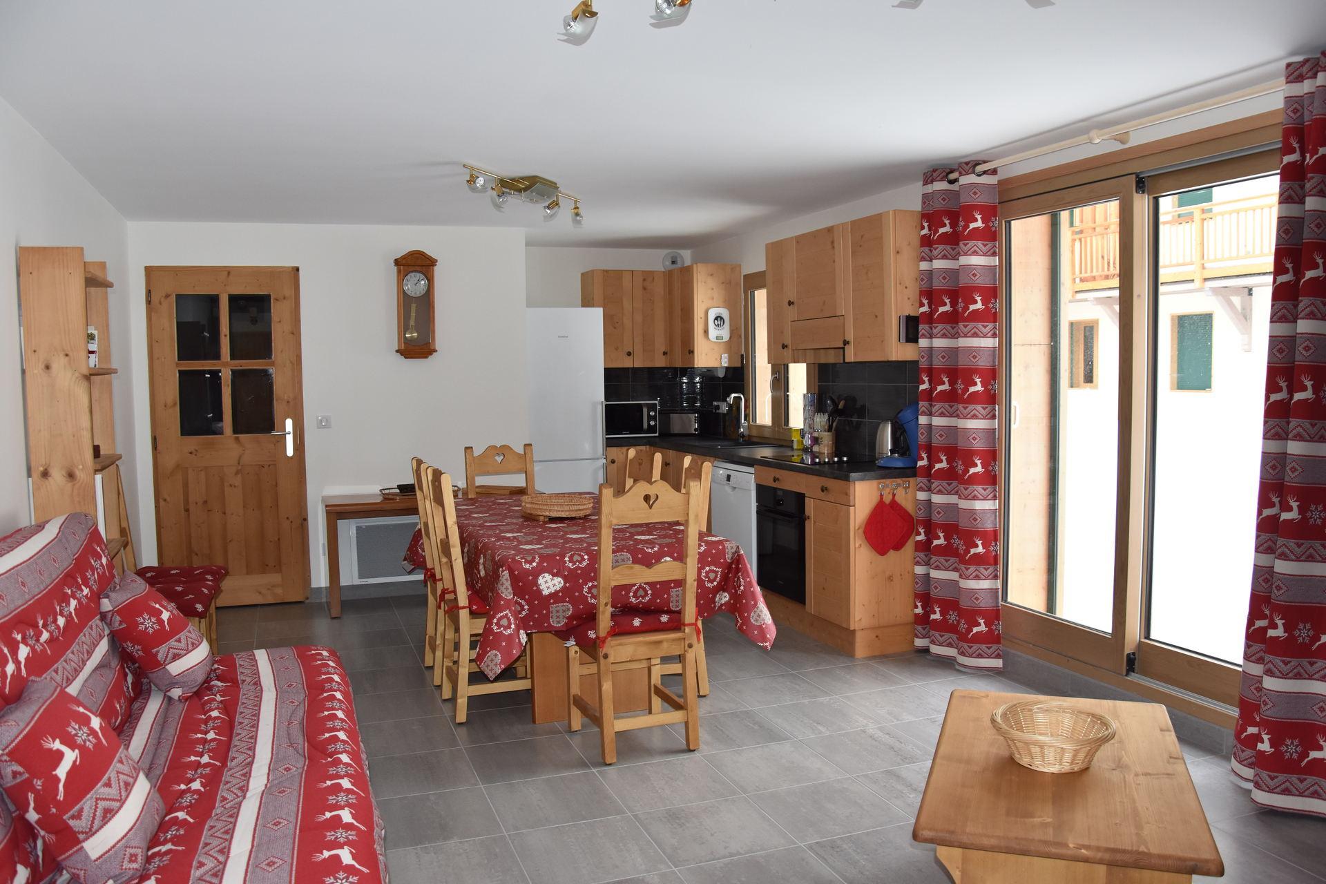 Rental reference : GDCHALET15 to Pralognan la Vanoise