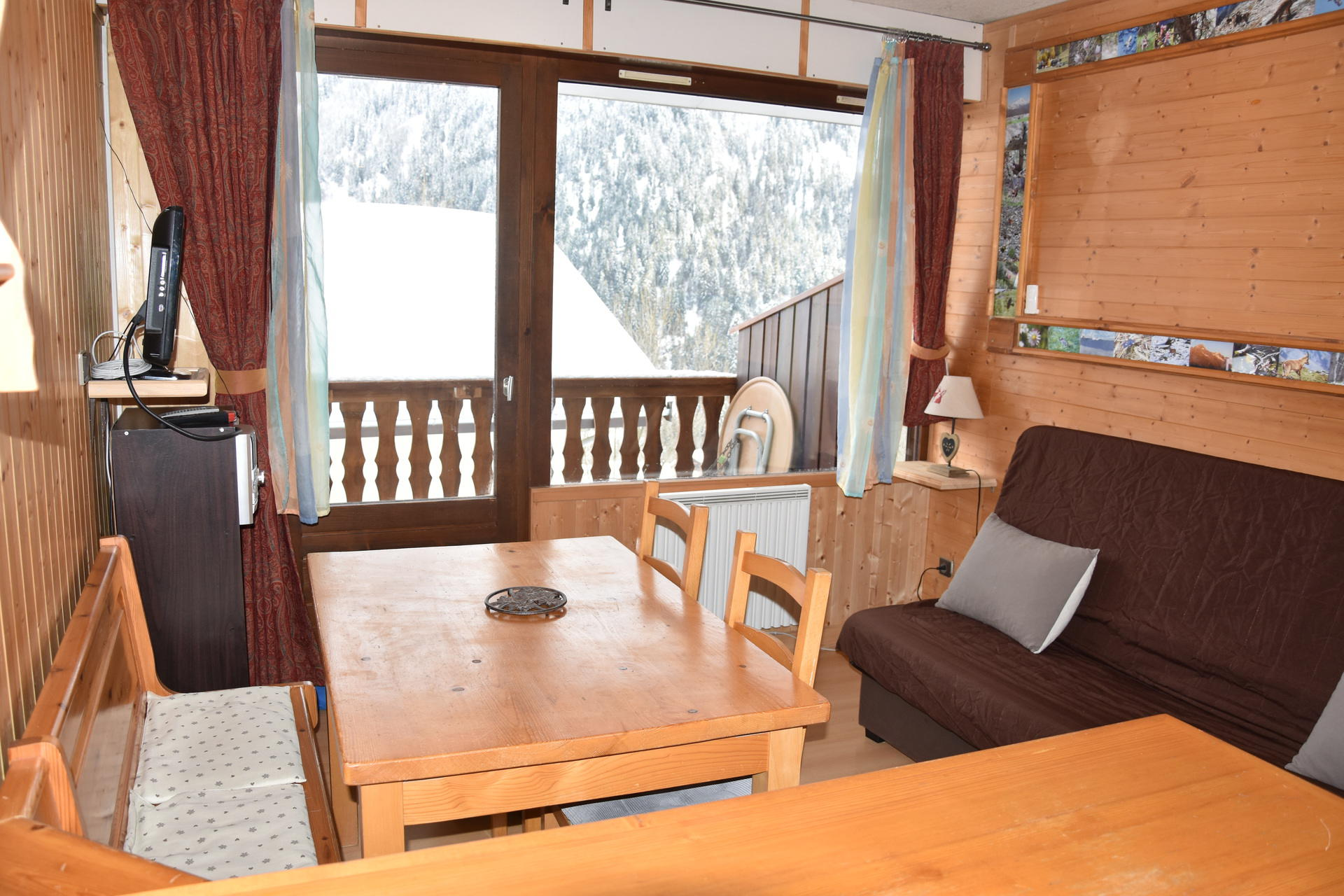 Reference rental : HTPLANCHD6 à Champagny en Vanoise
