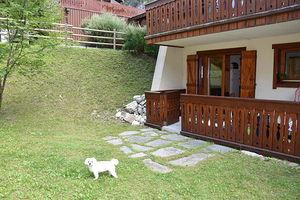 Location Appartement avec jardin, idéal avec des enfants photo 7