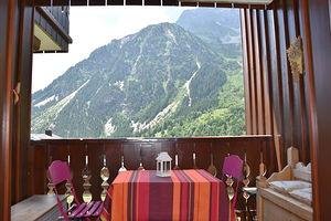 Location Chaleureux et  ensoleillé - Balcon avec superbe vue photo 7