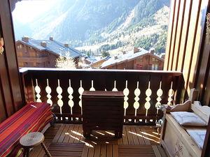Location Chaleureux et  ensoleillé - Balcon avec superbe vue photo 8
