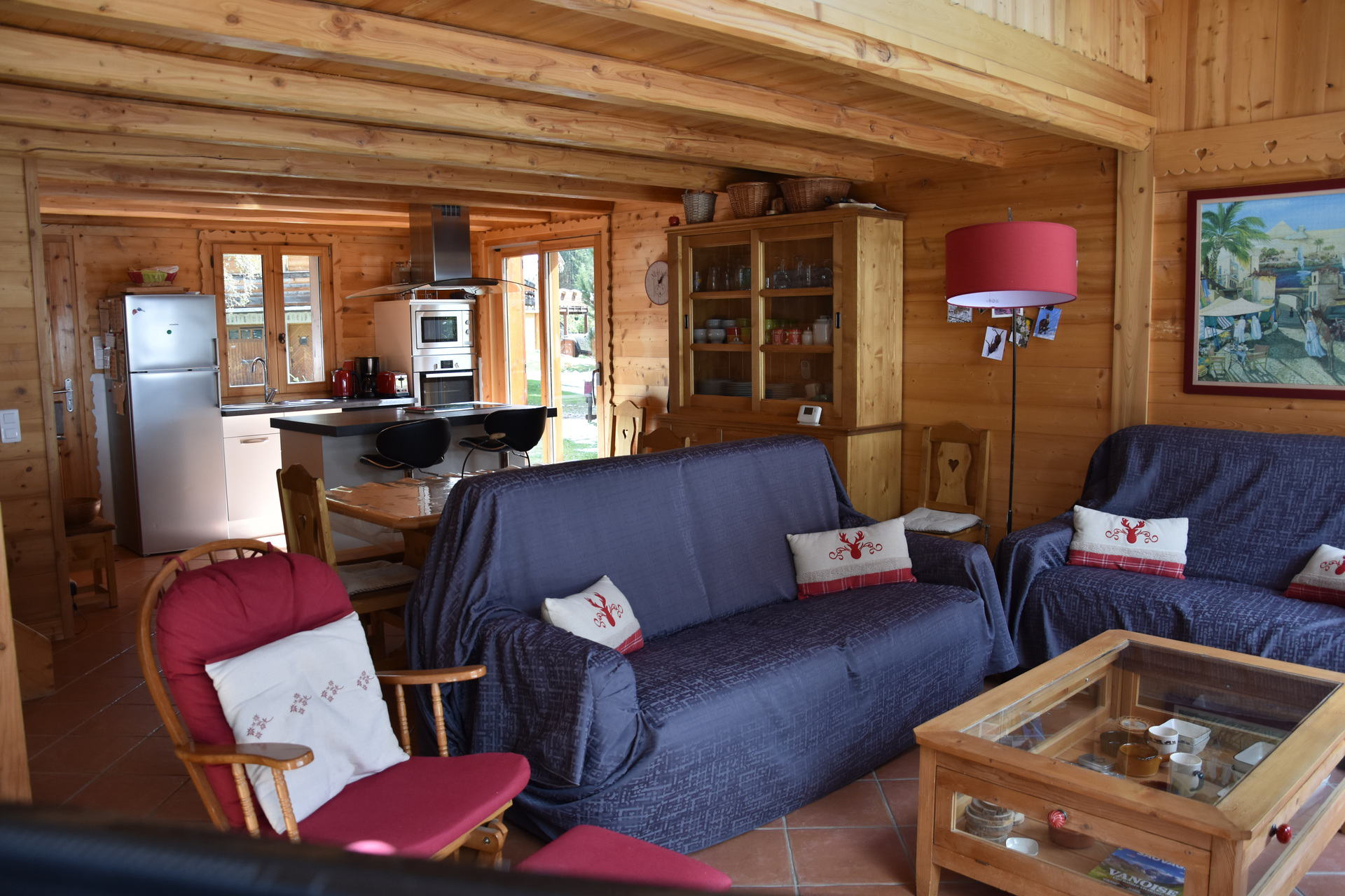 Rental reference : GENTIANESBLEUES to Pralognan la Vanoise