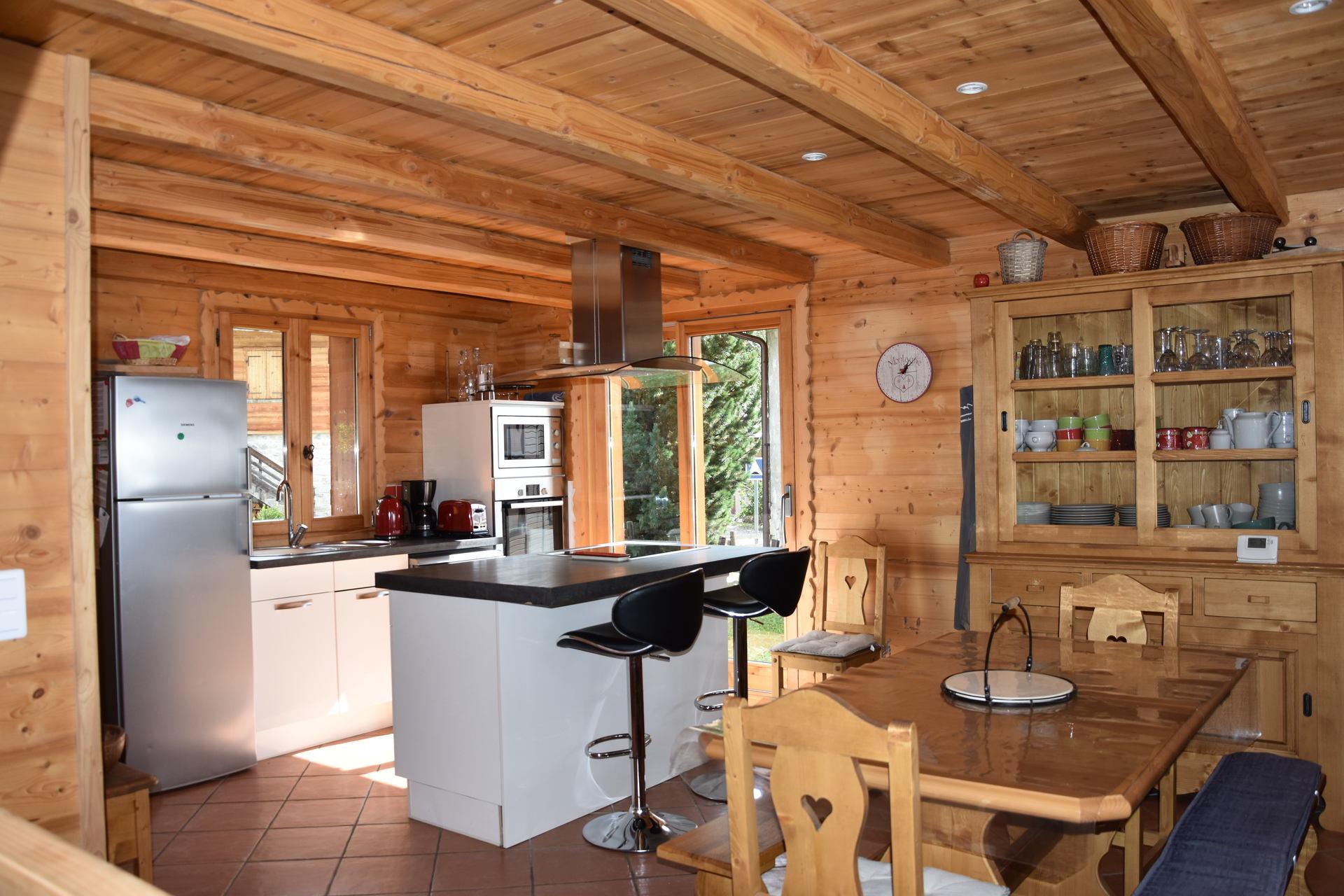 Rental reference : GENTIANESBLEUES to Pralognan la Vanoise