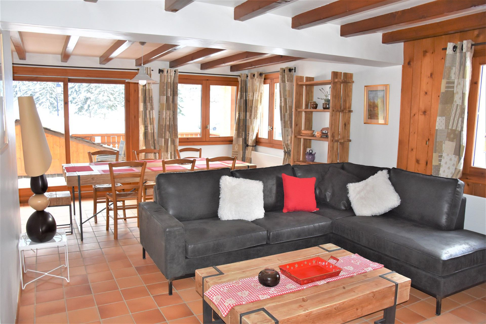 Rental reference : CLARINES to Pralognan la Vanoise