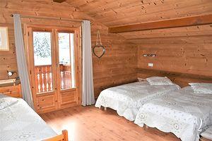 Location Appartement dans chalet photo 2