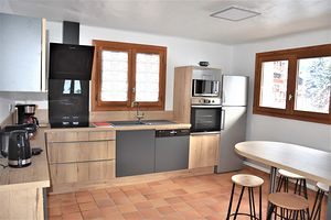 Location Appartement dans chalet photo 6