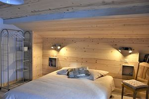Location Appartement dans chalet photo 8