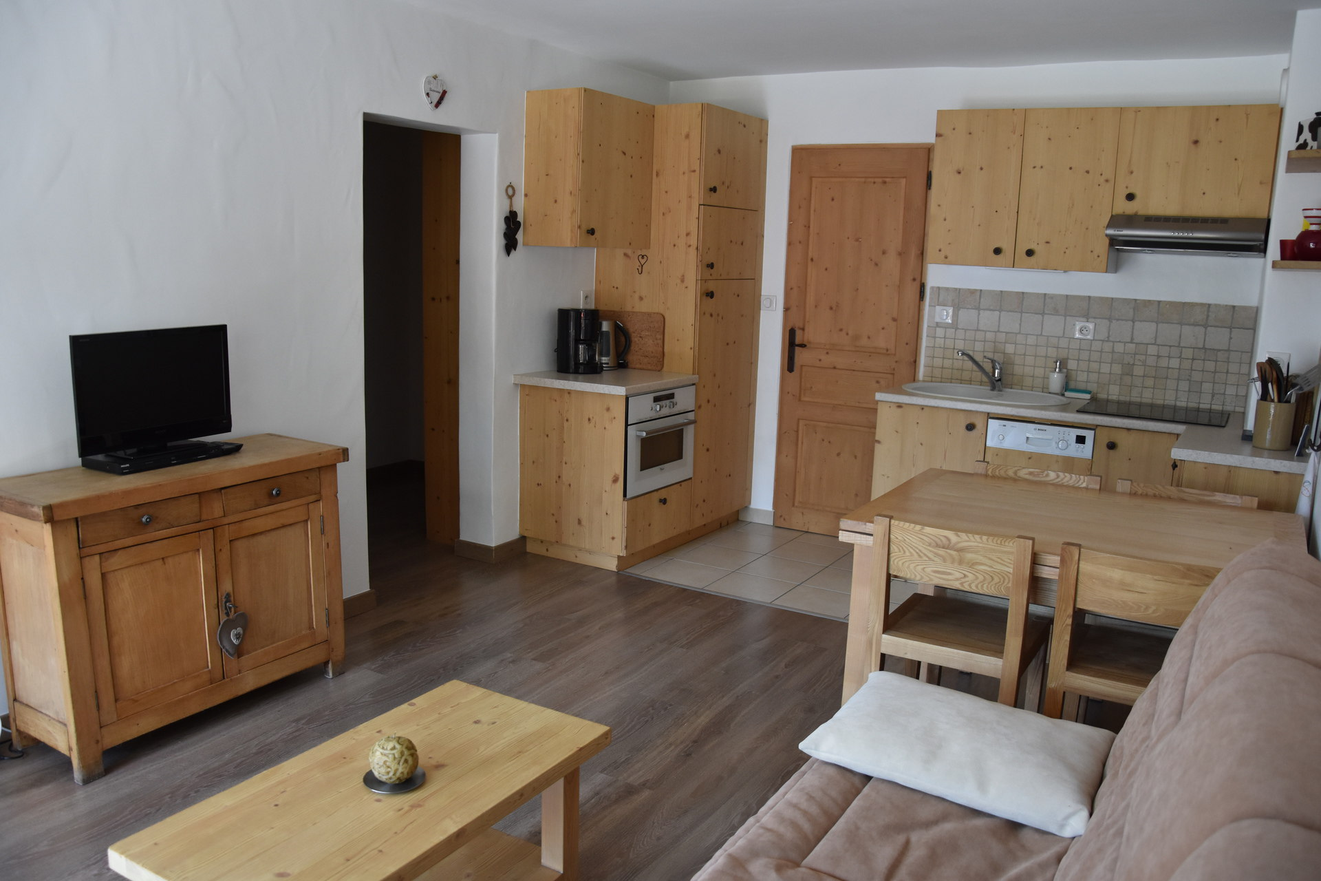 Reference rental : BRUYERE à Champagny en Vanoise