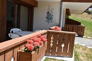 Location Intérieur chaleureux - belle terrasse plein sud photo 14