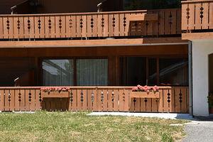 Location Intérieur chaleureux - belle terrasse plein sud photo 15