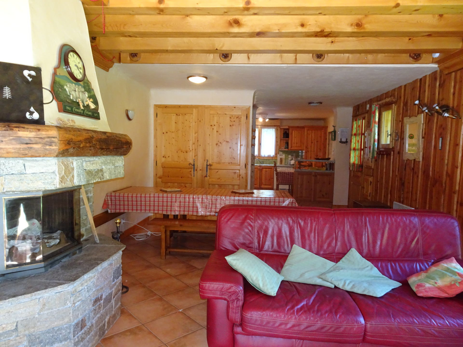 Rental reference : SOLDANELLE1 to Champagny en Vanoise