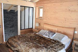 Location Très beau chalet récent - Intérieur chaleureux et moderne photo 2