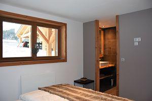 Location Très beau chalet récent - Intérieur chaleureux et moderne photo 10