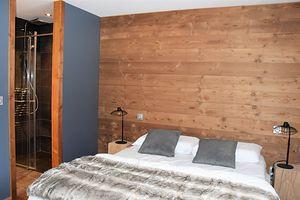 Location Très beau chalet récent - Intérieur chaleureux et moderne photo 11