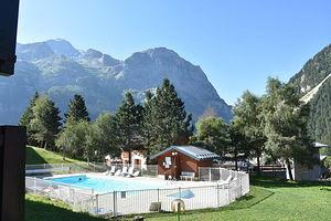 Location Dans résidence avec piscine en été photo 7