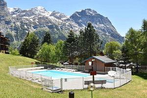 Location Dans résidence avec piscine en été photo 10