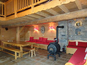 Location Chalet d'Alpage photo 2