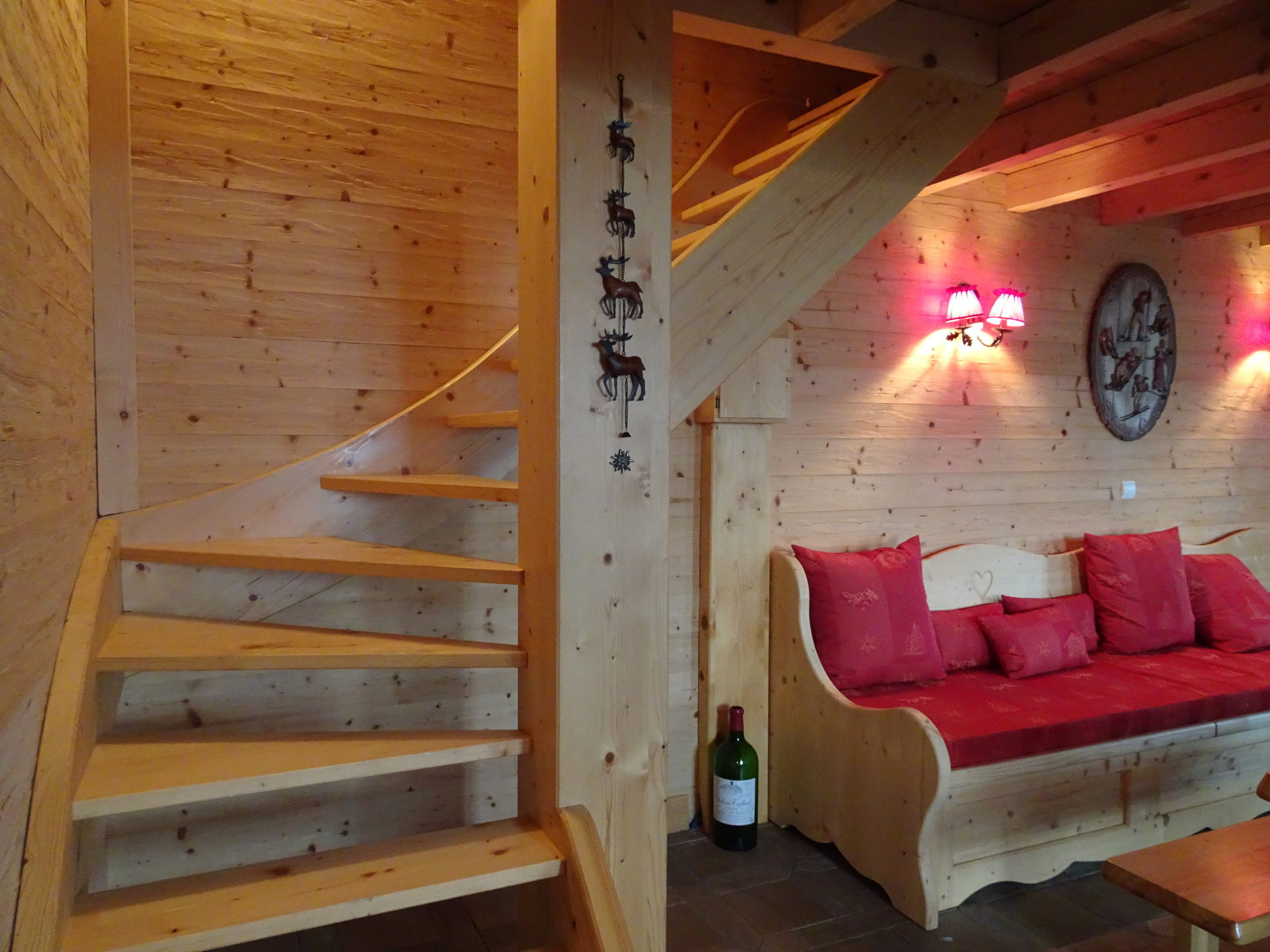 Photo Chalet à Champagny en Vanoise