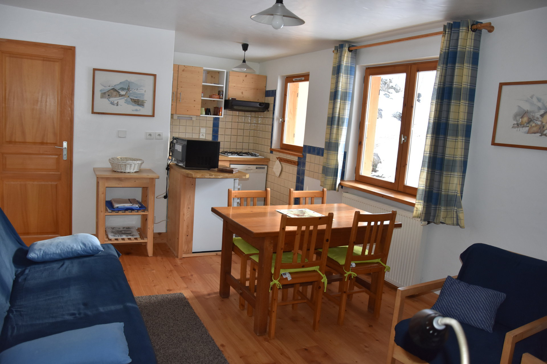 Rental reference : BASCHAVRDJ to Pralognan la Vanoise