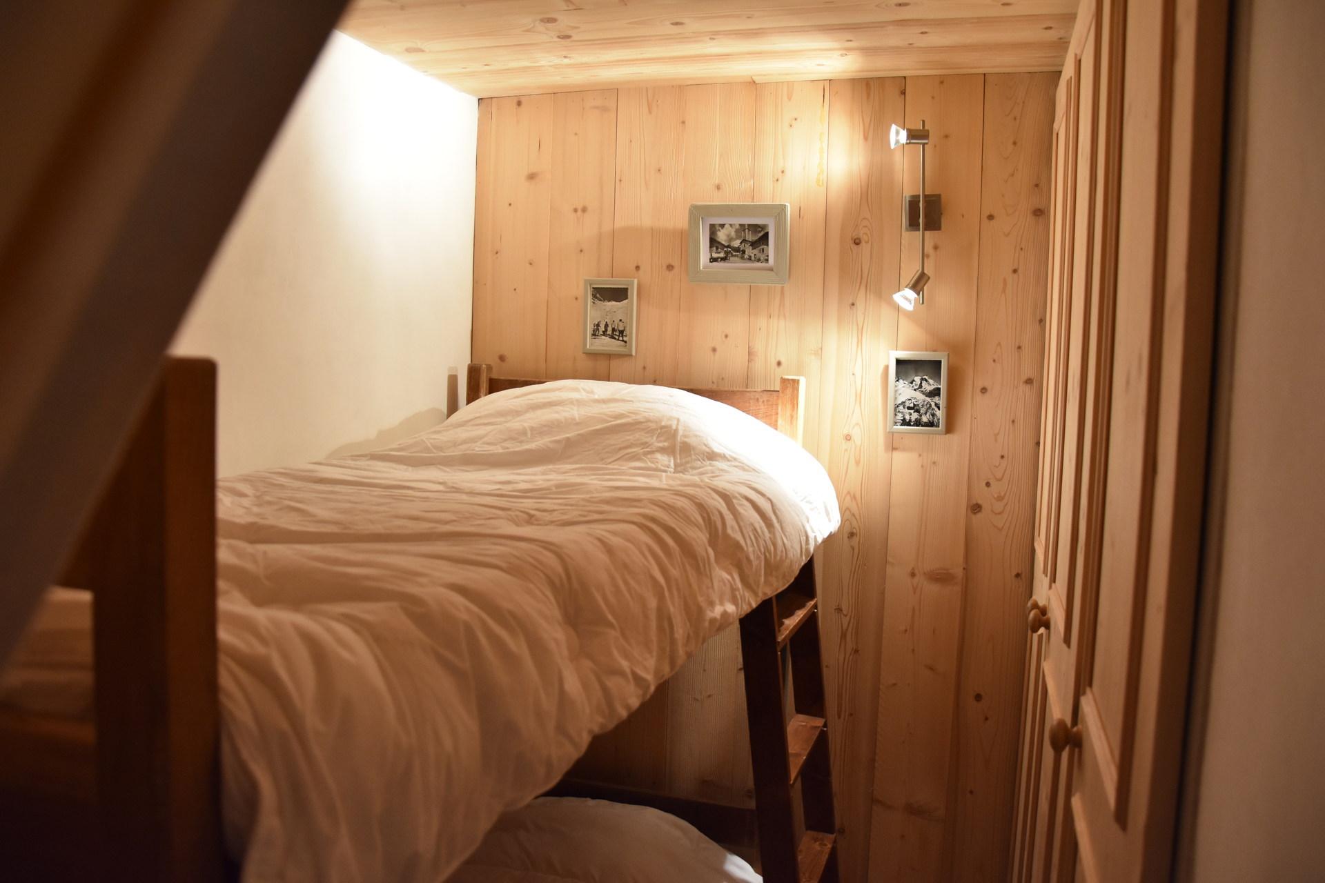 Photo 2 pièces à Pralognan la Vanoise